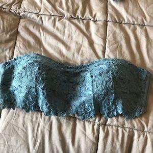 Aerie women's strapless bra